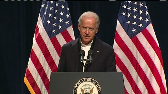 Biden dishes on bin Laden decision