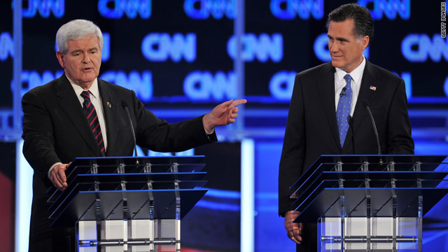 Truth Squad: Did Gingrich, Romney invest in Fannie, Freddie?