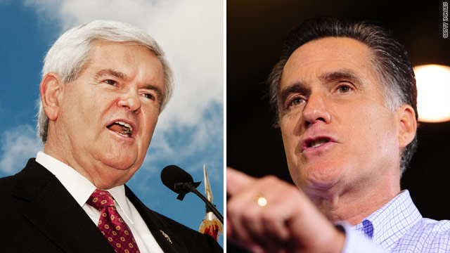 Poll: Gingrich, Romney tied in Arizona