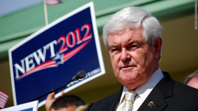 Gingrich justifies debate performances