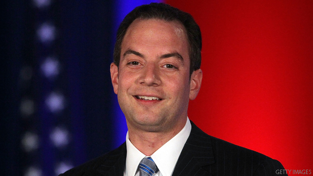 Priebus: Obama's our Capt. Schettino
