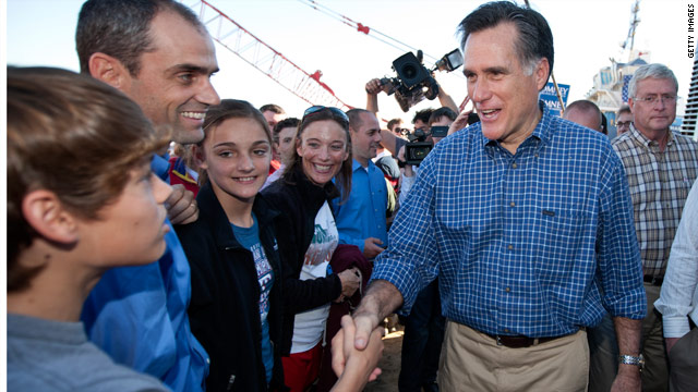 Florida polls show Romney retaining lead