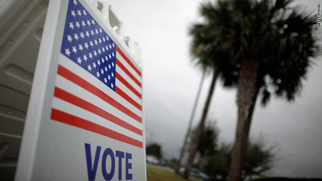 Local election boards in Florida advised to stop voter 'purge'