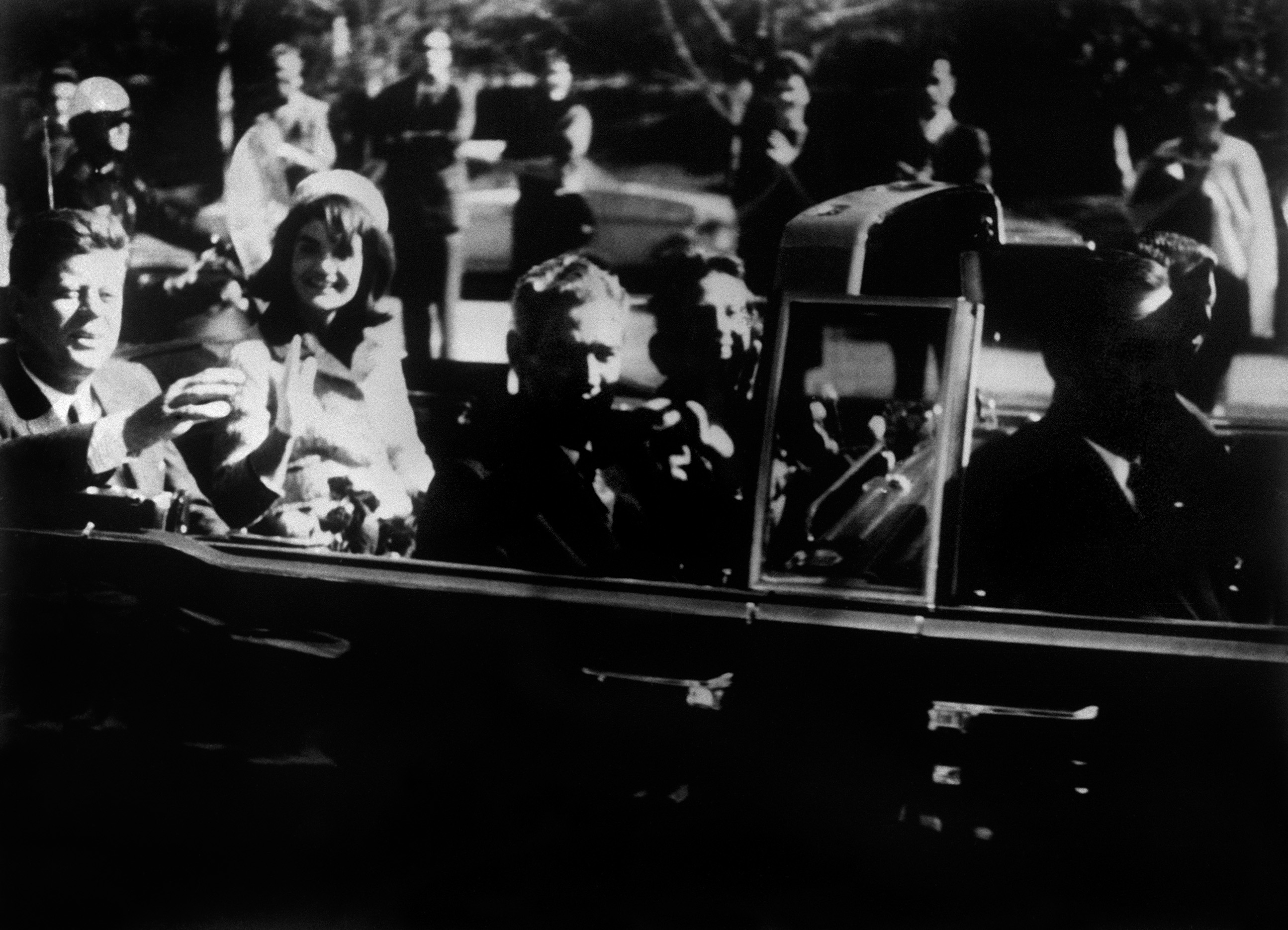 Tune in to hear the latest batch of JFK tapes