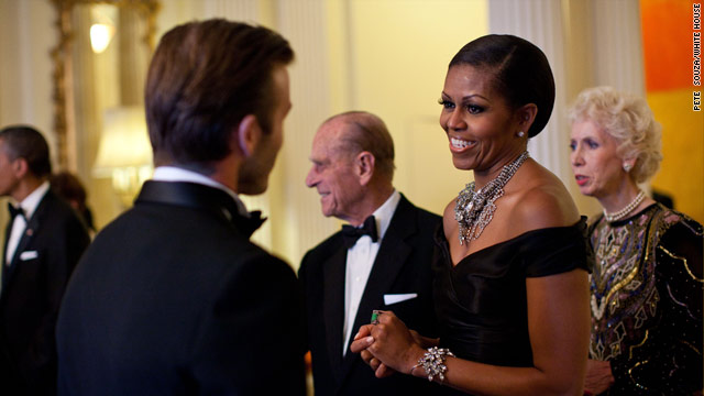 Carney squashes rumor of FLOTUS shopping spree