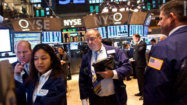 Stocks set to fall as fiscal cliff looms