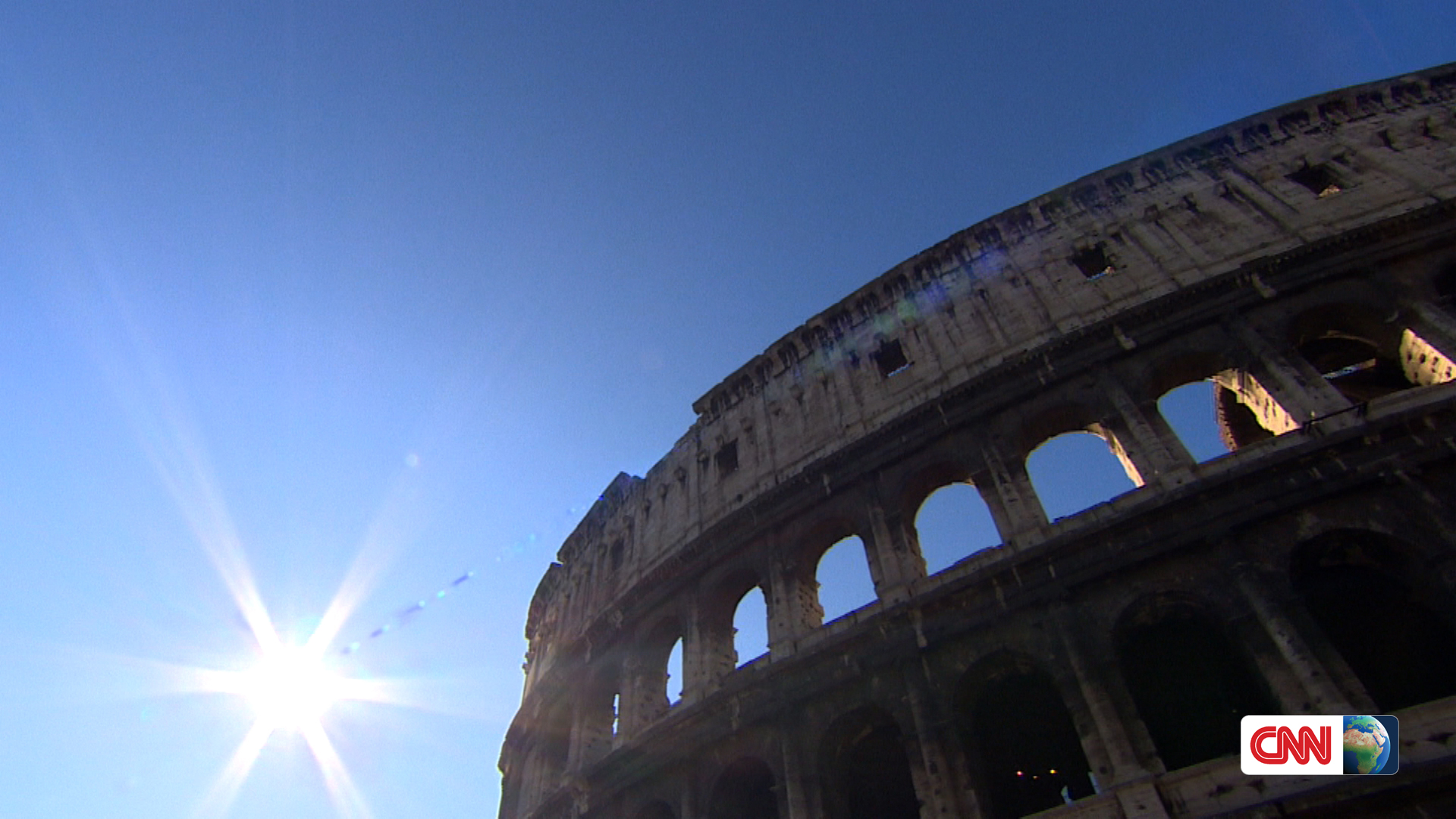 CNNGo explores the sights, tastes and sounds of Italy's Capital city