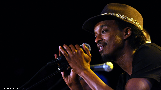 Romney to stop playing K'Naan's song