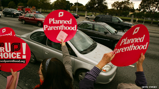 Planned Parenthood sees fundraising spike after losing big supporter