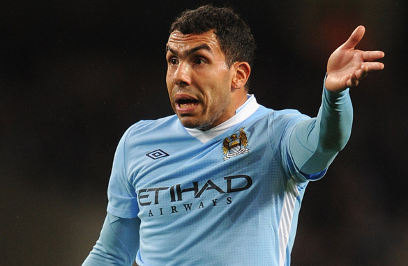 Would Carlos Tevez still be on Manchester City's books if there were no transfer windows? (Getty Images)