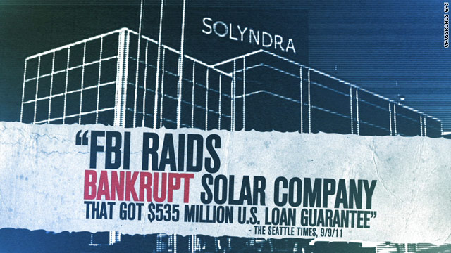 New anti-Obama ad slams Solyndra 'fiasco'