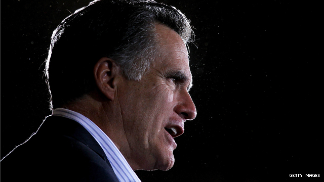 Romney hits U.S. Taliban proposal