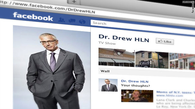 Join Dr. Drew for a LIVE medical mystery chat