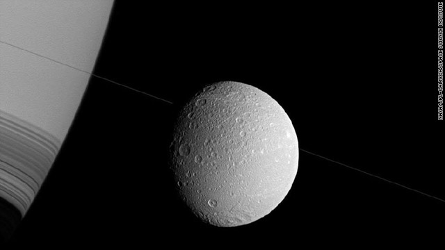 Dione on a Diagonal