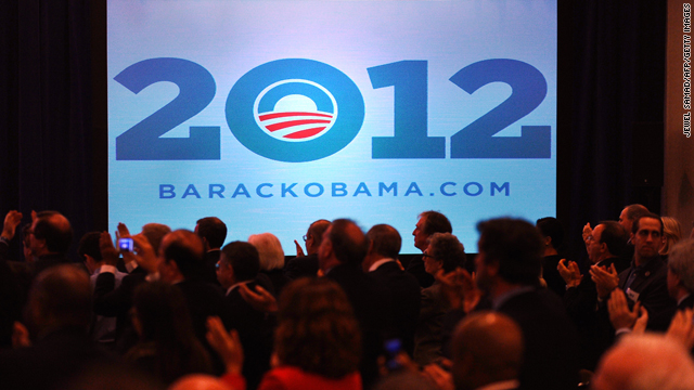 How worried should President Obama be about winning a second term?