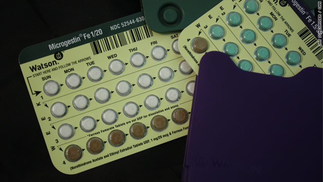 Contraceptive coverage controversy