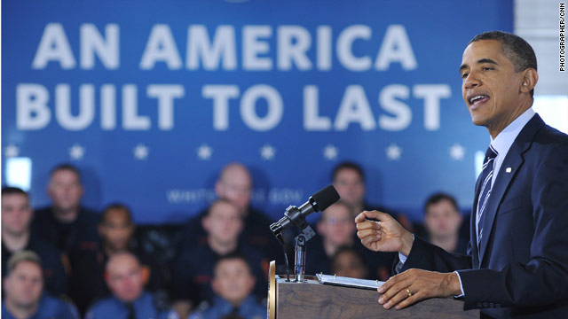 Obama unveils veteran's jobs proposal with hefty price tag