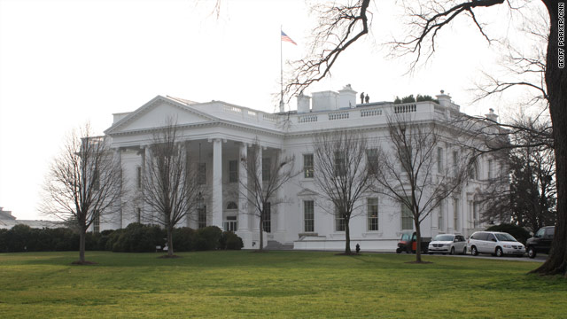 POTUS meets with governors talking fiscal cliff