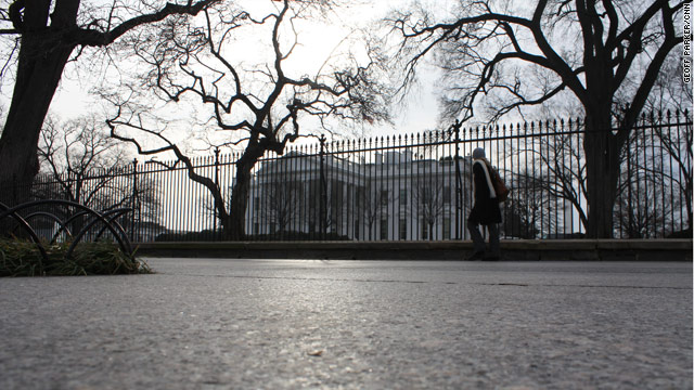 Leap day at the White House February 29, 2012
