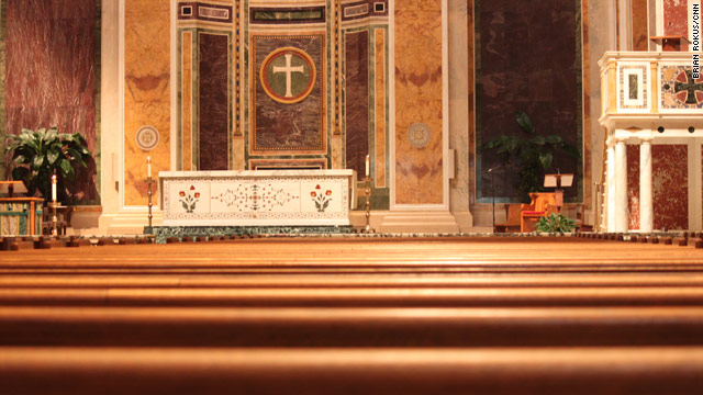 7 reasons Catholics leave church (in Trenton, #1 is sex abuse crisis)