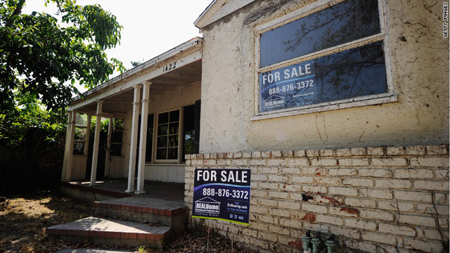 No silver lining in housing market as Nevada votes