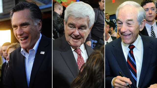 Candidates storm Nevada in last day before caucuses
