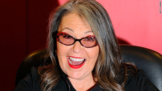 Roseanne is running for president (not a joke)