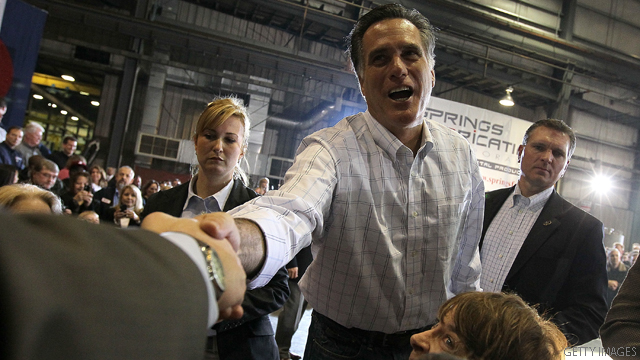 Romney wins Nevada caucuses, CNN projects