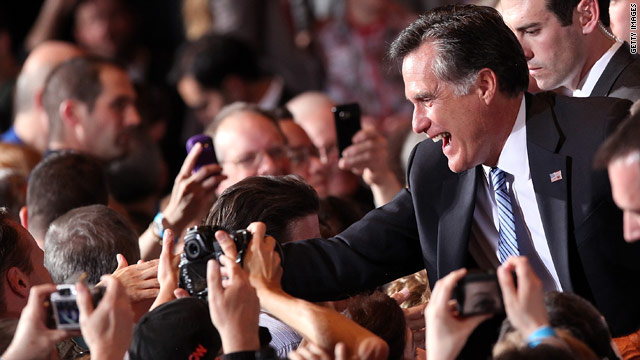 Romney scores Nevada win as race heads to other states