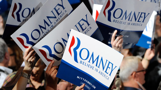 Ohio newspaper endorses Romney