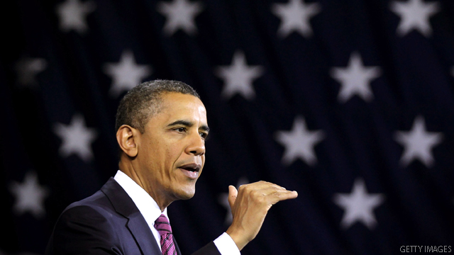 Poll: Obama bests GOP frontrunners