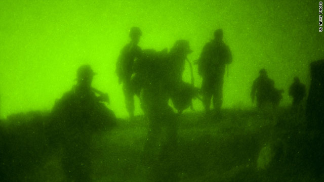 US special forces on alert overseas to strike any potential Al Qaeda targets