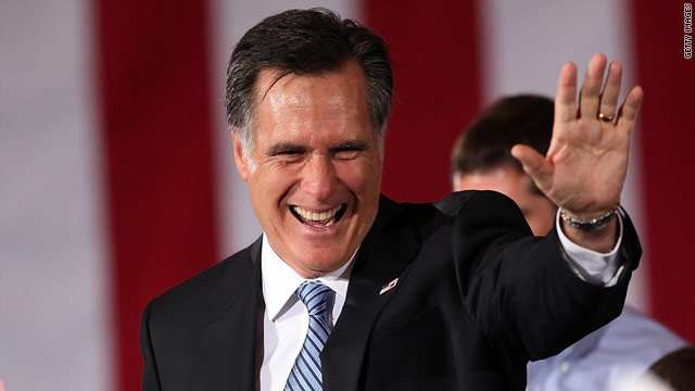 Romney tops 50% in final Nevada tally