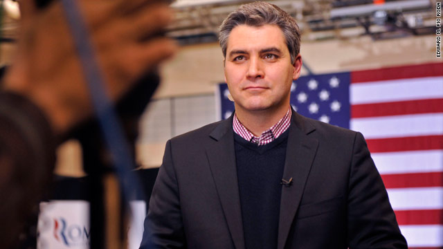 CNN promotes Jim Acosta to National Political Correspondent