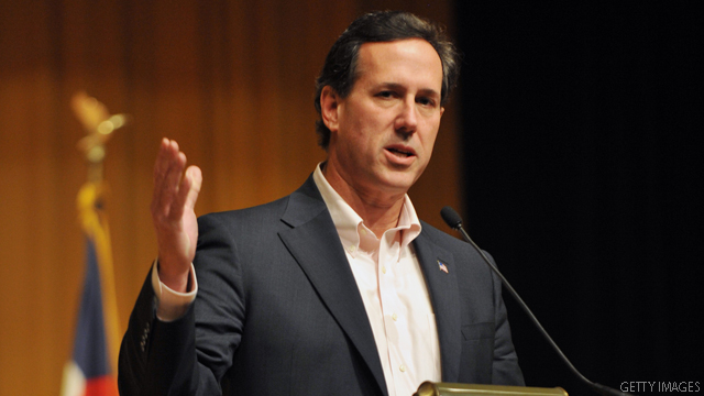 Santorum slams Romney on contraception mandate for rape victims