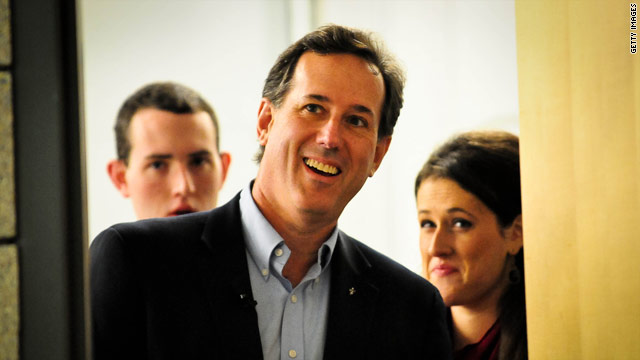 Rick Santorum wins Minnesota caucuses, CNN projects