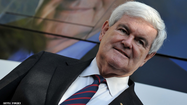 Gingrich to return to Georgia