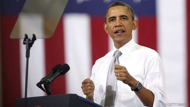 Poll: Obama leads GOP candidates in Virginia