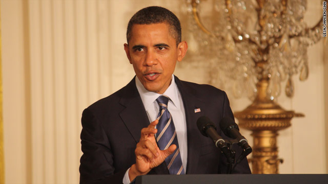FIRST ON CNN: Obama to make statement on economy Friday