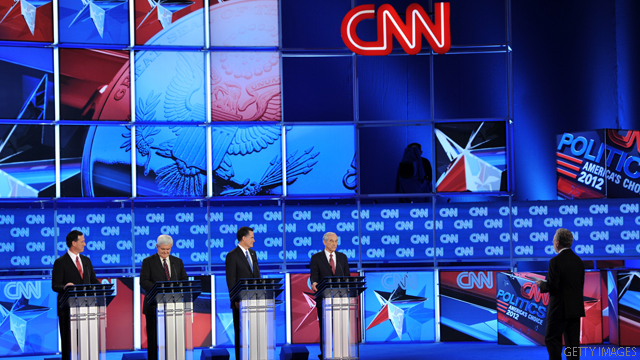 Georgia, Ohio Republicans partner with CNN for Super Tuesday debate
