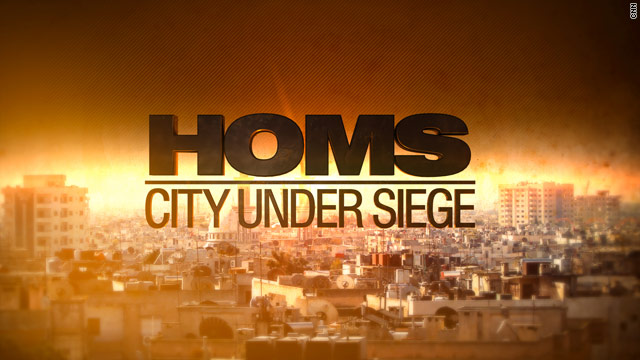 Homs: A City Under Siege