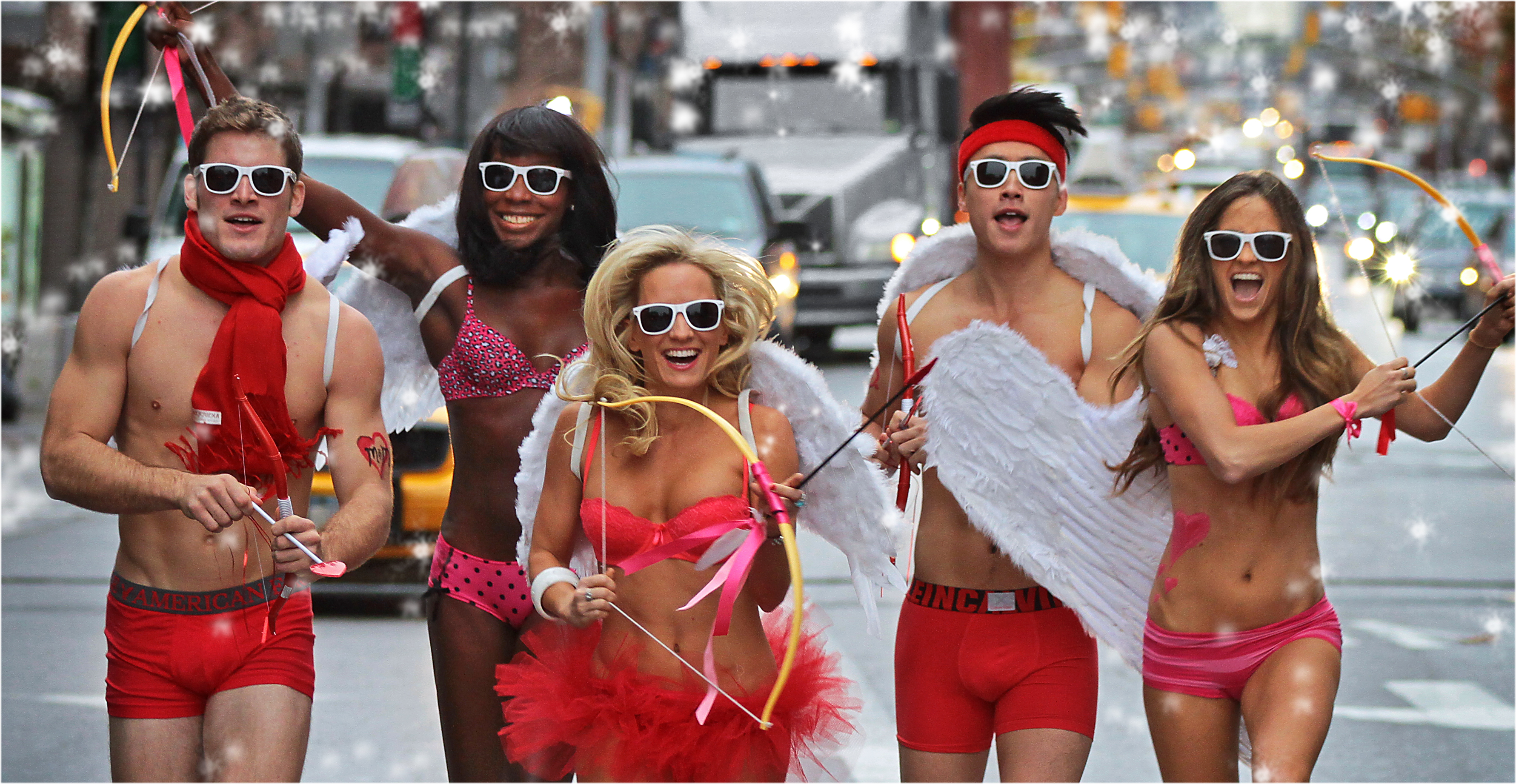 Cupid's Undie Run: Benefitting the Children's Tumor Foundation…Sans Pants
