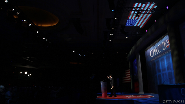 Live blog of CPAC: Day 2