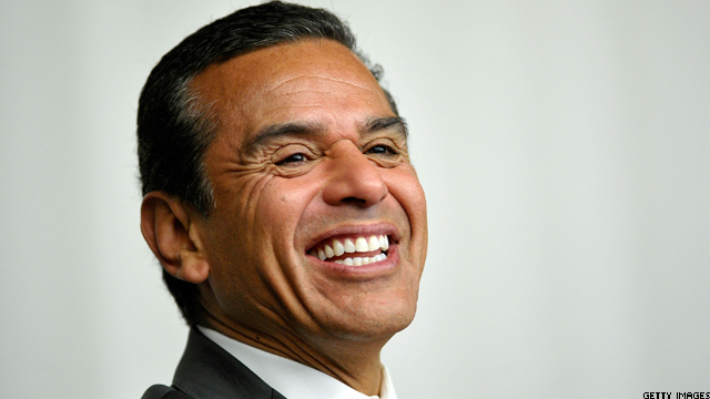 L.A. mayor to chair Democratic Convention