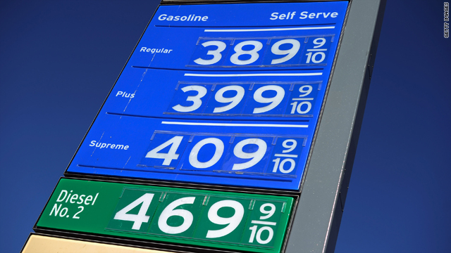 If gasoline hits record prices this summer, how much will it hurt President Obama's re-election chances? 