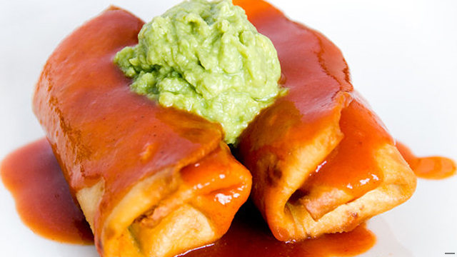Obama aide's 'chimichanga' comment creates a stir