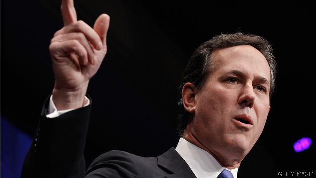 Santorum readies ads in Arizona