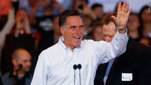 Romney defends position on Detroit bailout