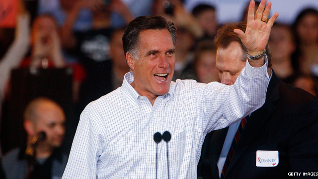 Romney admits to old prank