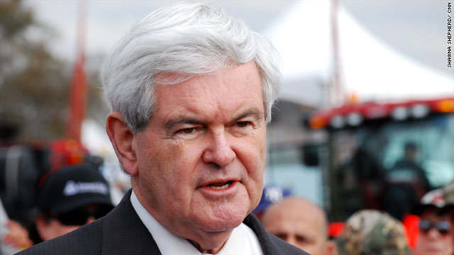 Gingrich gears up to fight for delegates in Michigan